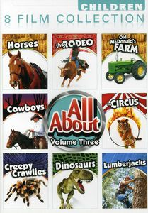 All About: Volume 3: 8 Film Collection