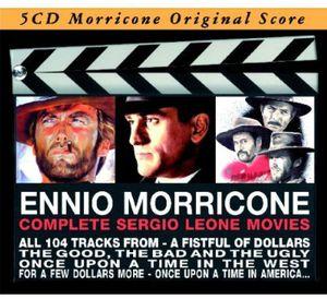 Complete Sergio Leone Movies [Import]