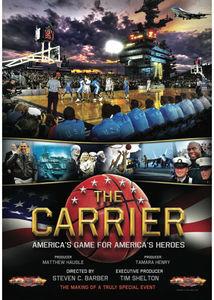 The Carrier: North Carolina VS. Michigan State