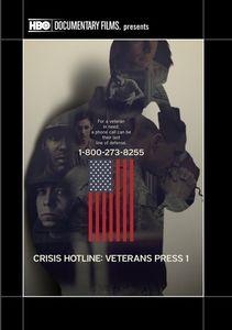 Crisis Hotline: Veterans Press 1