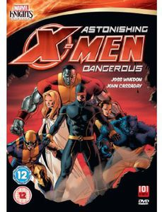 Astonishing X-Men: Adangerousa [Import]