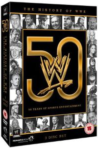 History of Wwe: 50 Years of Sports Entertainment [Import]