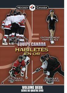 Equipe Canada Habitetes en or 2 [Import]