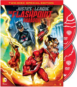 DCU: Justice League - Flashpoint Paradox