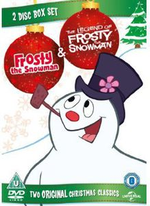Frosty the Snowman/ The Legend of Frosty the Snowma [Import]