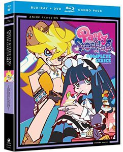 Panty & Stocking With Garterbelt: Complete Series
