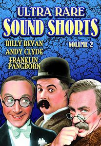 Ulra Rare Early Sound Shorts vol. 2