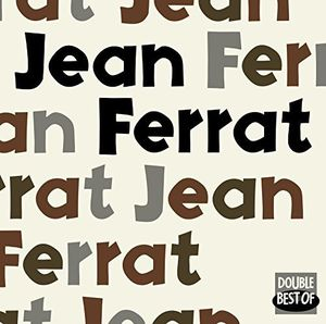 Double Best of [Import] , Jean Ferrat