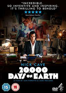 20 000 Days on Earth [Import]