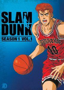 Slam Dunk: Season 1 Volume 1