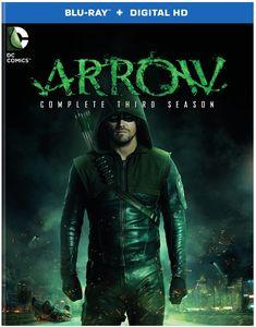 Arrow: The Complete Third Season (DC)
