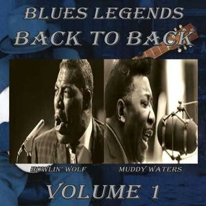 Blues Legends Back To Back, Vol. 1
