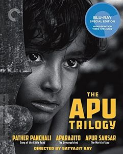 The Apu Trilogy (Criterion Collection)