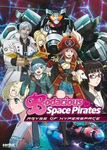 Bodacious Space Pirates