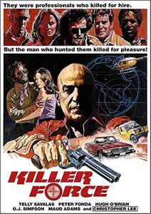 Killer Force (aka The Diamond Mercenaries)