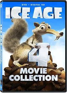 Ice Age 4 Movie Collection