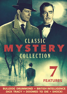 Classic Mystery Collection (7 Features)