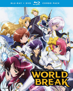 World Break: Aria of Curse for a Holy Swordsman: The Complete Series