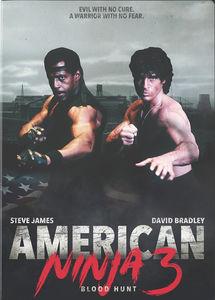 American Ninja 3: Blood Hunt