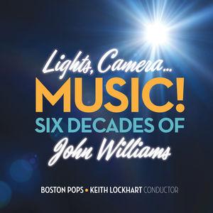 Lights Camera Music Six Decades Of John Williams