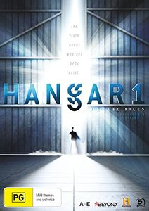 Hangar 1: The UFO Files Collector's Edition [Import]