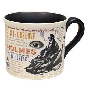 Sherlock Holmes 12 Oz Coffee Mug