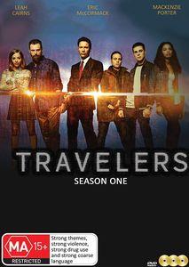 Travelers: Season 1 [Import]