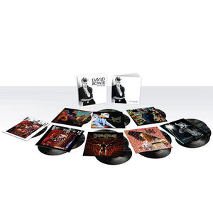 Loving The Alien (1983-1988) , David Bowie