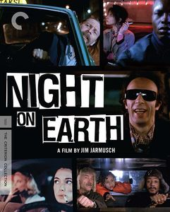 Night On Earth (Criterion Collection) , Béatrice Dalle