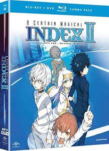 Certain Magical Index II: Season 2 - Part 2