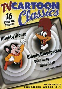 TV Cartoon Classics: Mighty Mouse, Woody Woodpecker
