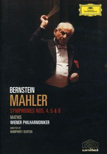 Bernstein: Mahler: Symphonies Nos. 4, 5 & 6