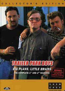 Trailer Park Boys: Seasons 1 and 2 [Import]