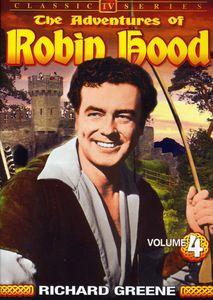 The Adventures of Robin Hood: Volume 4