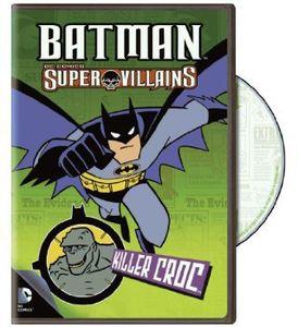 Batman: Super-Villains: Killer Croc