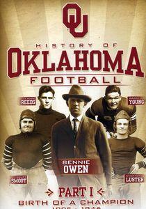 History of Oklahoma Football: Birth of a Champion 1895-1946