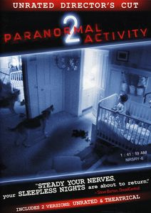 Paranormal Activity 2 (Director's Cut)