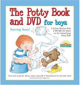 Deluxe Potty Movie: Boys