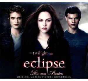 Twilight Saga: Eclipse (German Deluxe Version) (Original Soundtrack) [Import]
