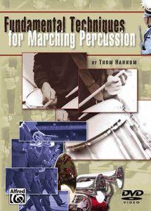 Fundamental Technique Marching Percussion