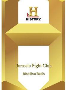 Jurassic Fight Club: Bloodiest Battle