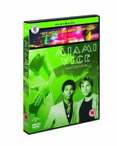 Miami Vice-Complete Series 4 [Import]