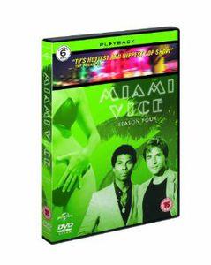 Miami Vice-Complete Series 4 [Import]