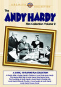 The Andy Hardy Film Collection: Volume 2