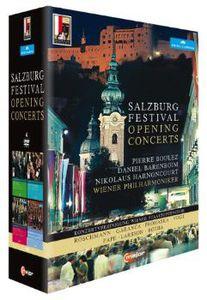 Salzburg Festival: Opening Concerts