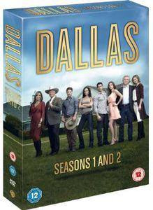 Dallas-Complete: Season 1-2 [Import]