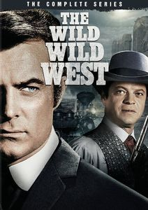 The Wild Wild West: The Complete Series , Charles Aidman