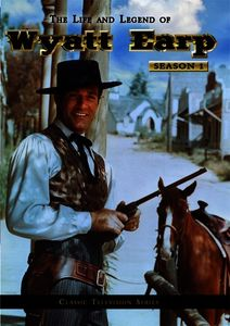 The Life and Legend of Wyatt Earp: Season 1