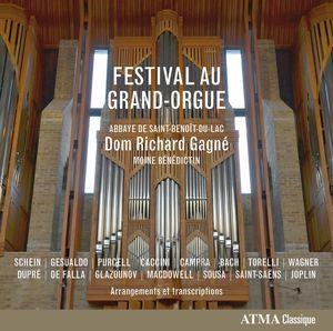 Festival Au Grand-Orgue