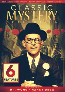 Classic Mystery Collection (6 Features)